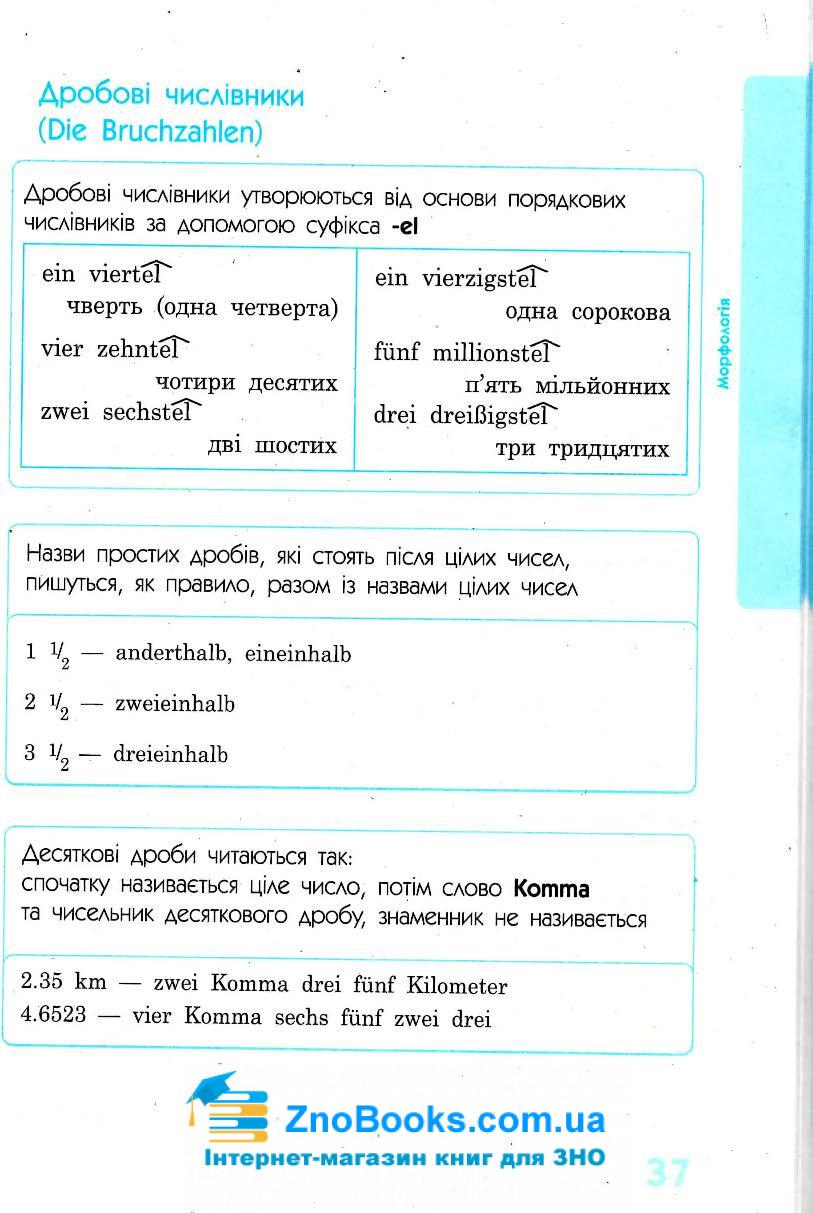Німецька мова у таблицях і схемах для учнів 5—11 класів. Серiя