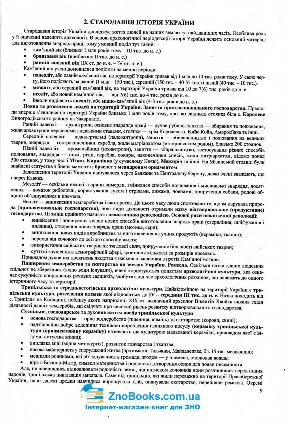 ЗНО 2021 Історія України. Комплексне видання : Панчук І. Підручники і посібники. купити 6
