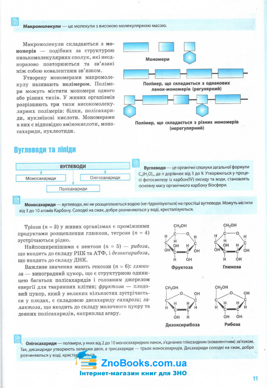 Біологія ЗНО 2020. (Сліпчук І.) Комплексне видання для підготовки. Освіта купити 11