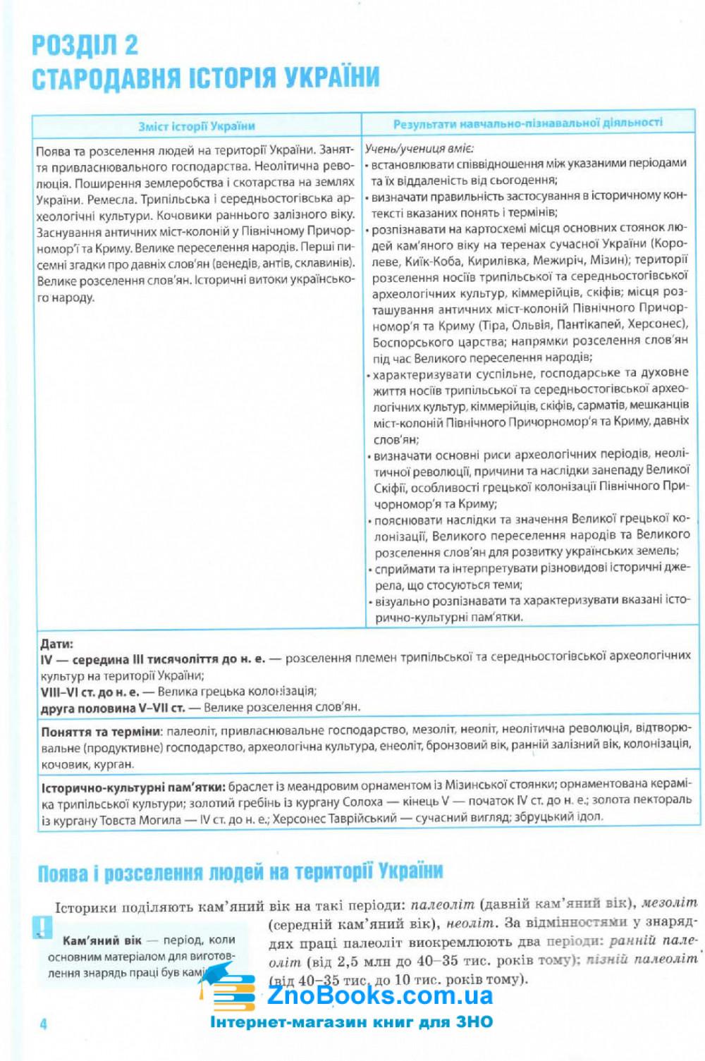 Історія України ЗНО 2022. Комплексне видання : Гук О. Освіта. купити 5
