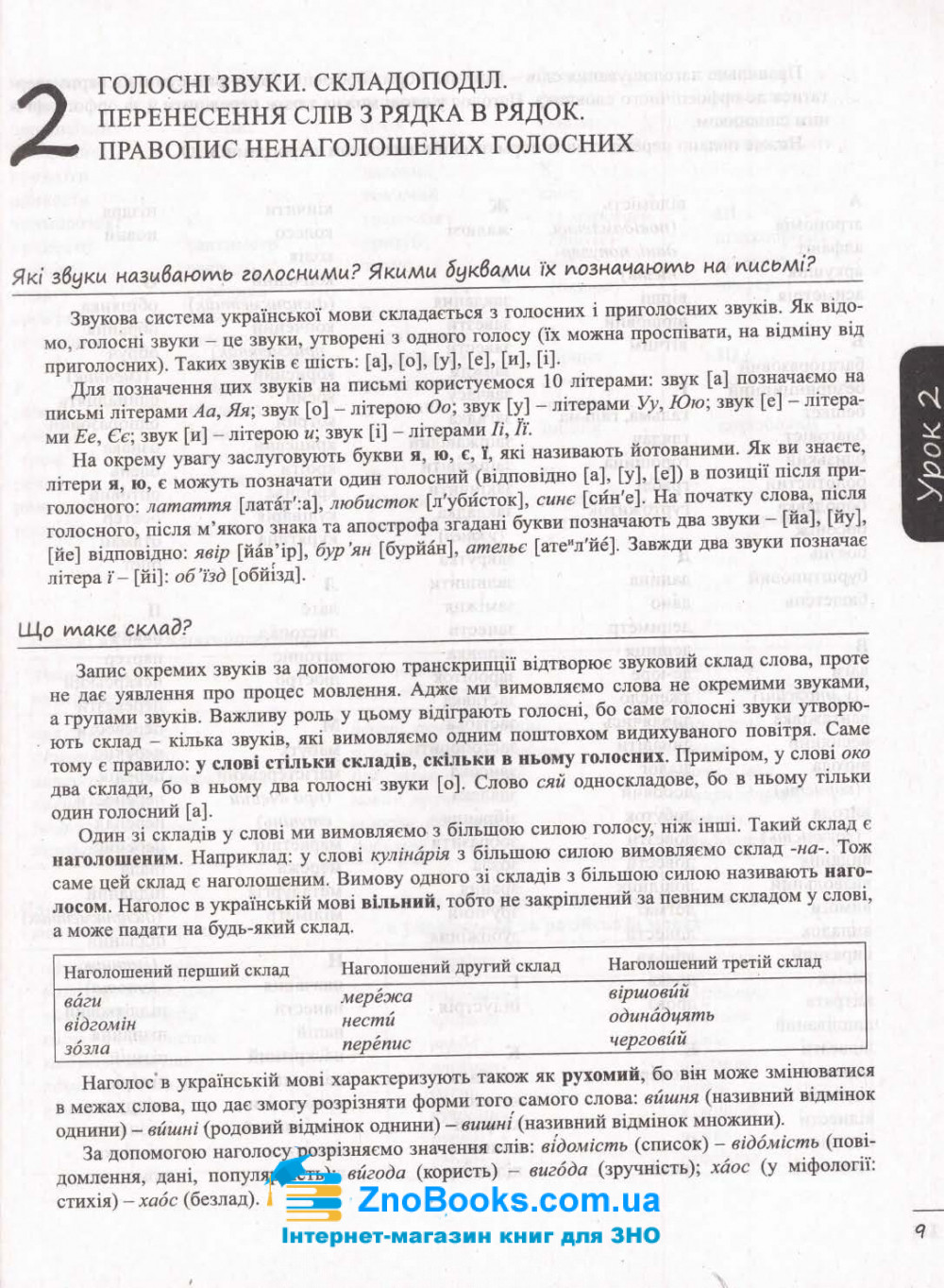ЗНО 2022 Українська мова. Комплексне видання + ДПА : Данилевська О. Літера. купити 8