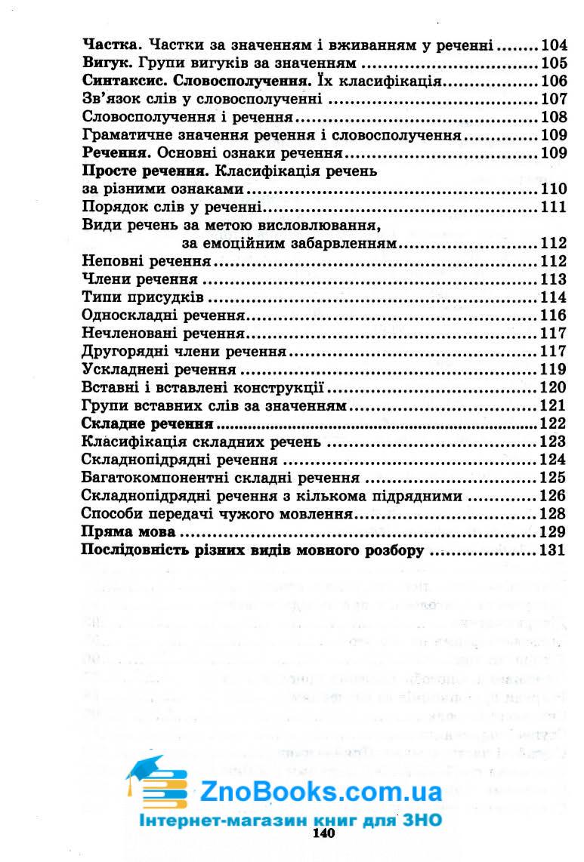 Граматика української мови в таблицях та схемах : Чукіна В. Логос. купити 10