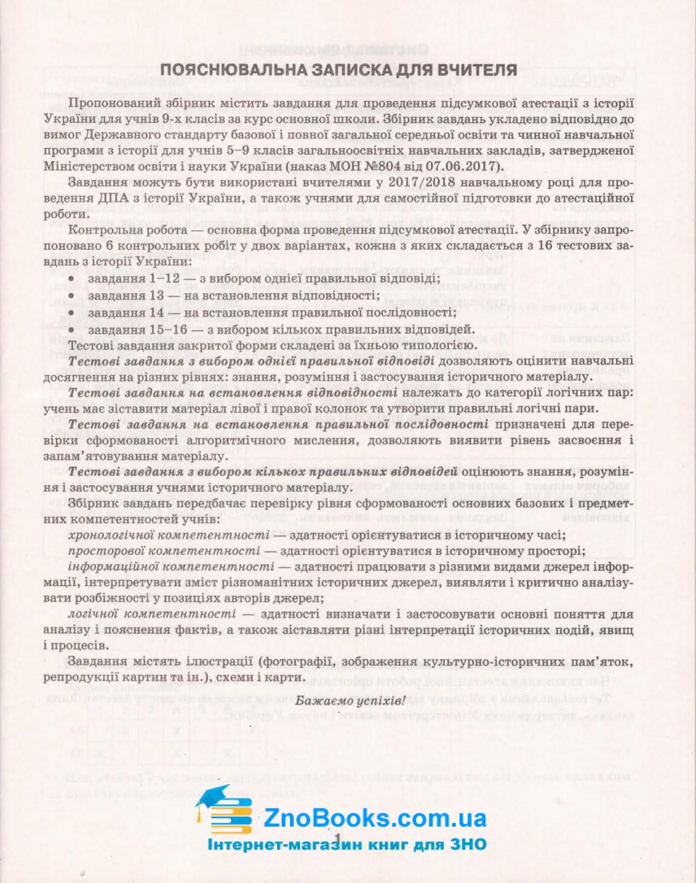 Гук О. ДПА 2021 Історія України 9 клас. Збірник завдань. Освіта купити 2