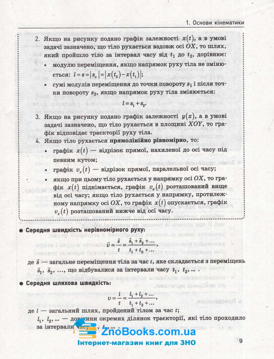 Практичний помічник з фізики  до ЗНО 2021 : Александрова Л. Літера. купити 7