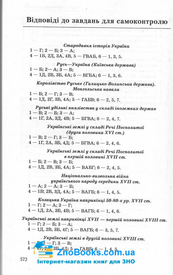 Комплексна підготовка до ЗНО Історія України : Скирда І. Весна купити 12