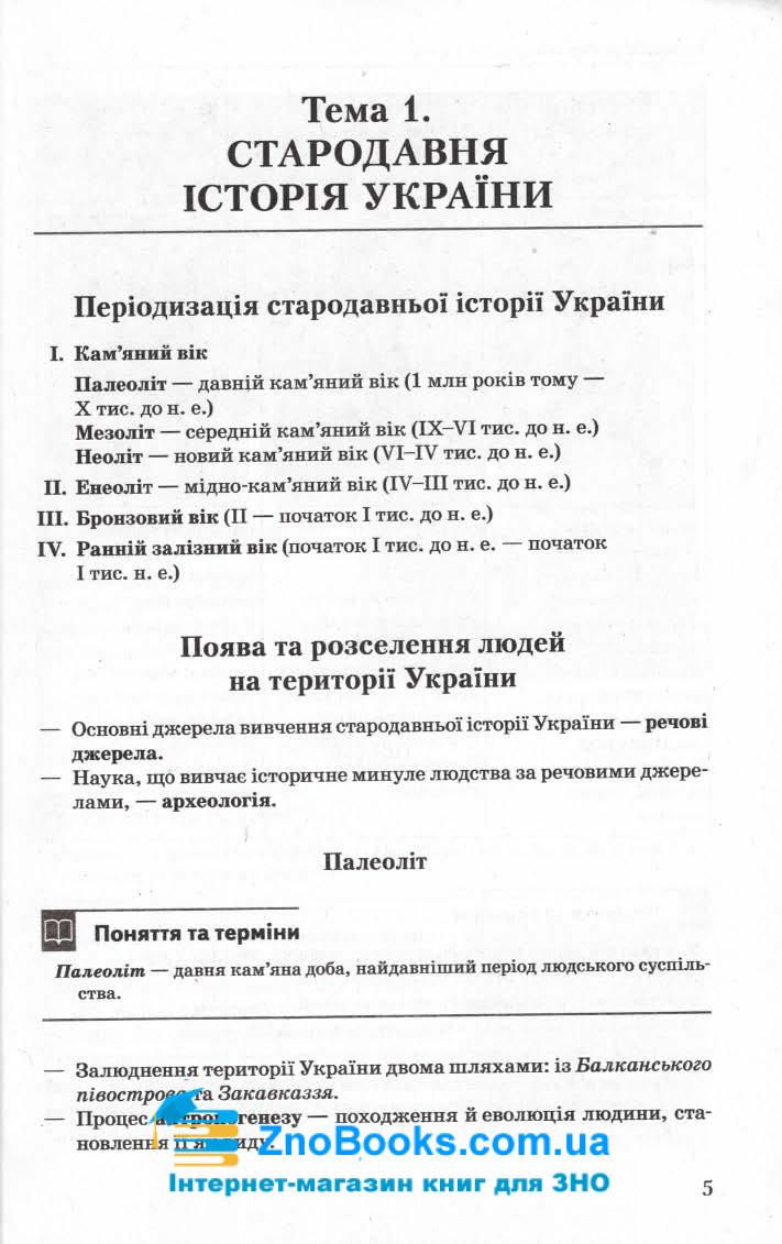 Комплексна підготовка до ЗНО Історія України : Скирда І. Весна купити 5