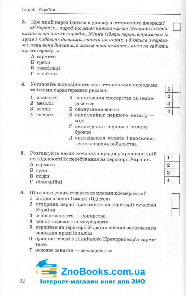 Комплексна підготовка до ЗНО Історія України : Скирда І. Весна купити 11