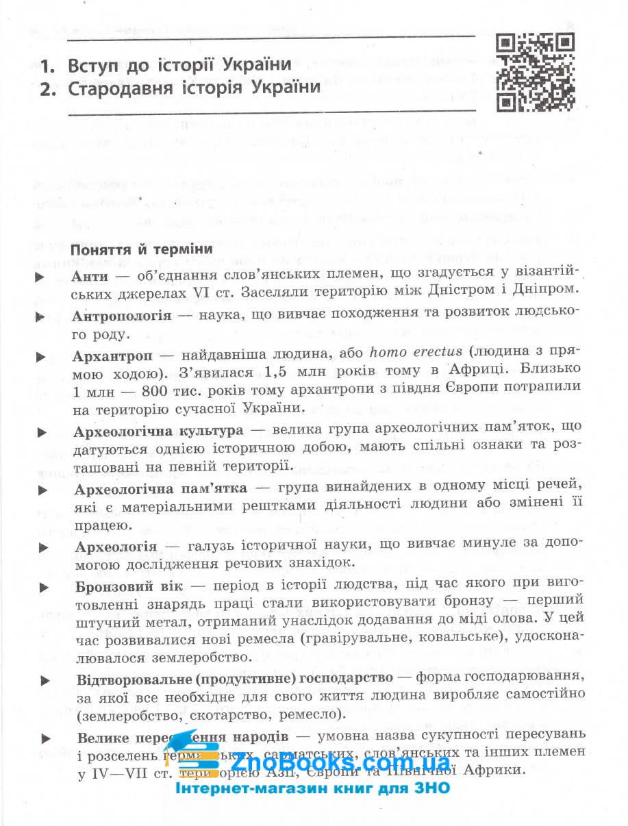 ЗНО 2021 історія України. Енциклопедія тестів : Мартинюк О. Ранок. купити 6