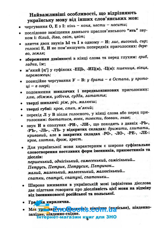 Граматика української мови в таблицях та схемах : Чукіна В. Логос. купити 6