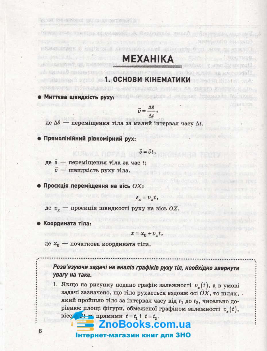 Практичний помічник з фізики  до ЗНО 2021 : Александрова Л. Літера. купити 6