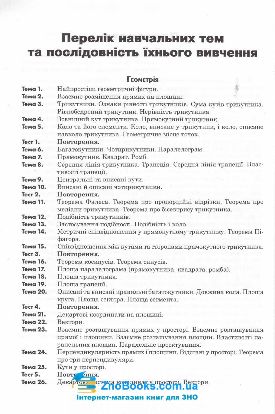 Клочко І. Математика ЗНО 2022. Геометрія. Частина 1 : Навчальна книга - Богдан. 4