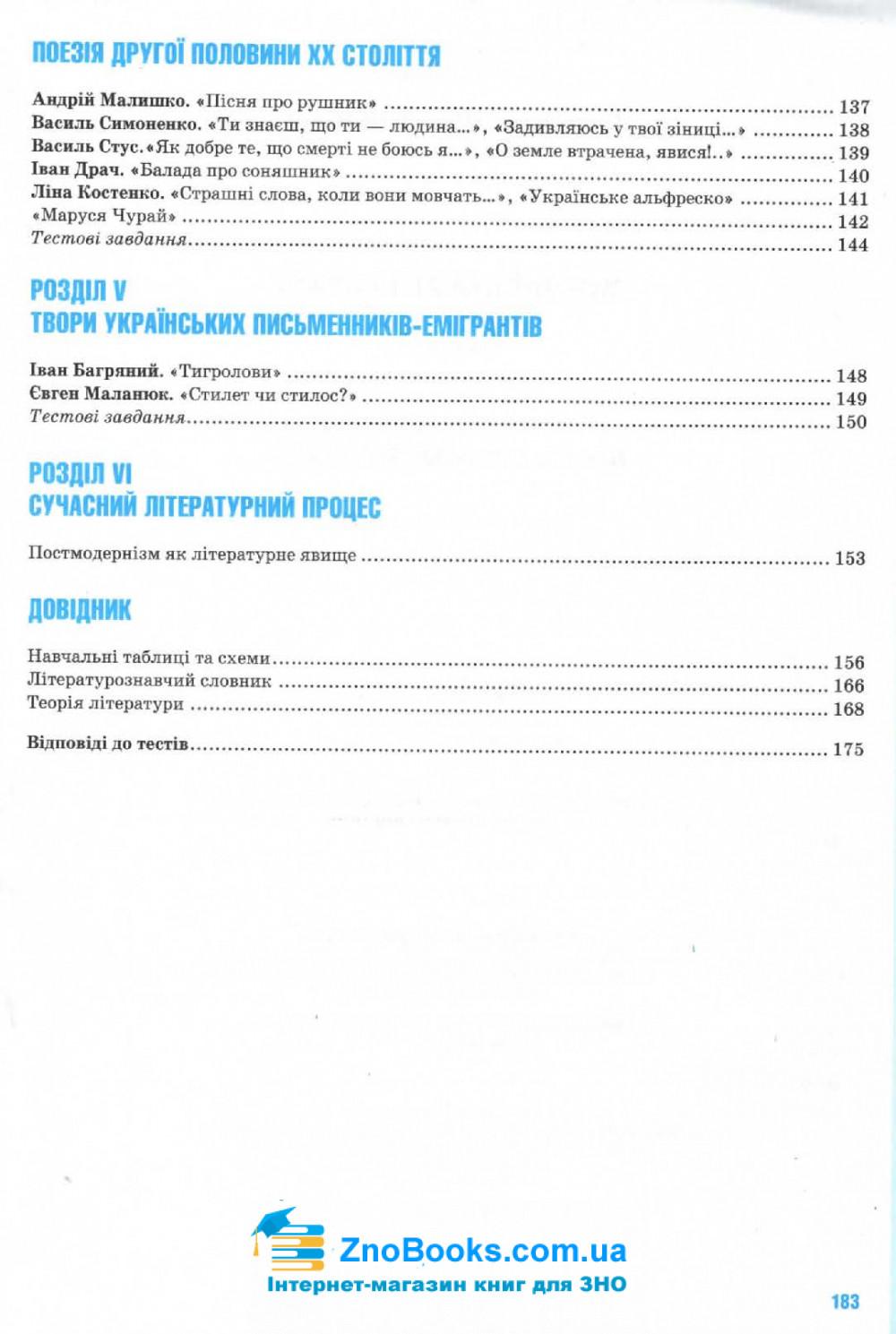 ЗНО 2022 Комплексне видання Українська література : Олексієнко Л. Освіта купити 14