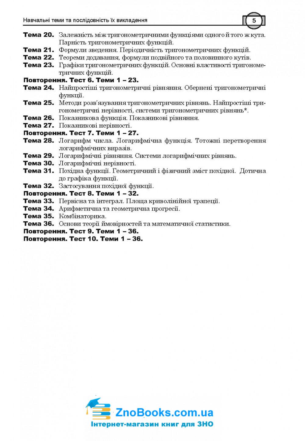 ЗНО 2020 Математика: Комплексне видання ( Клочко ) Алгебра Частина 1. Навчальна книга - Богдан 5