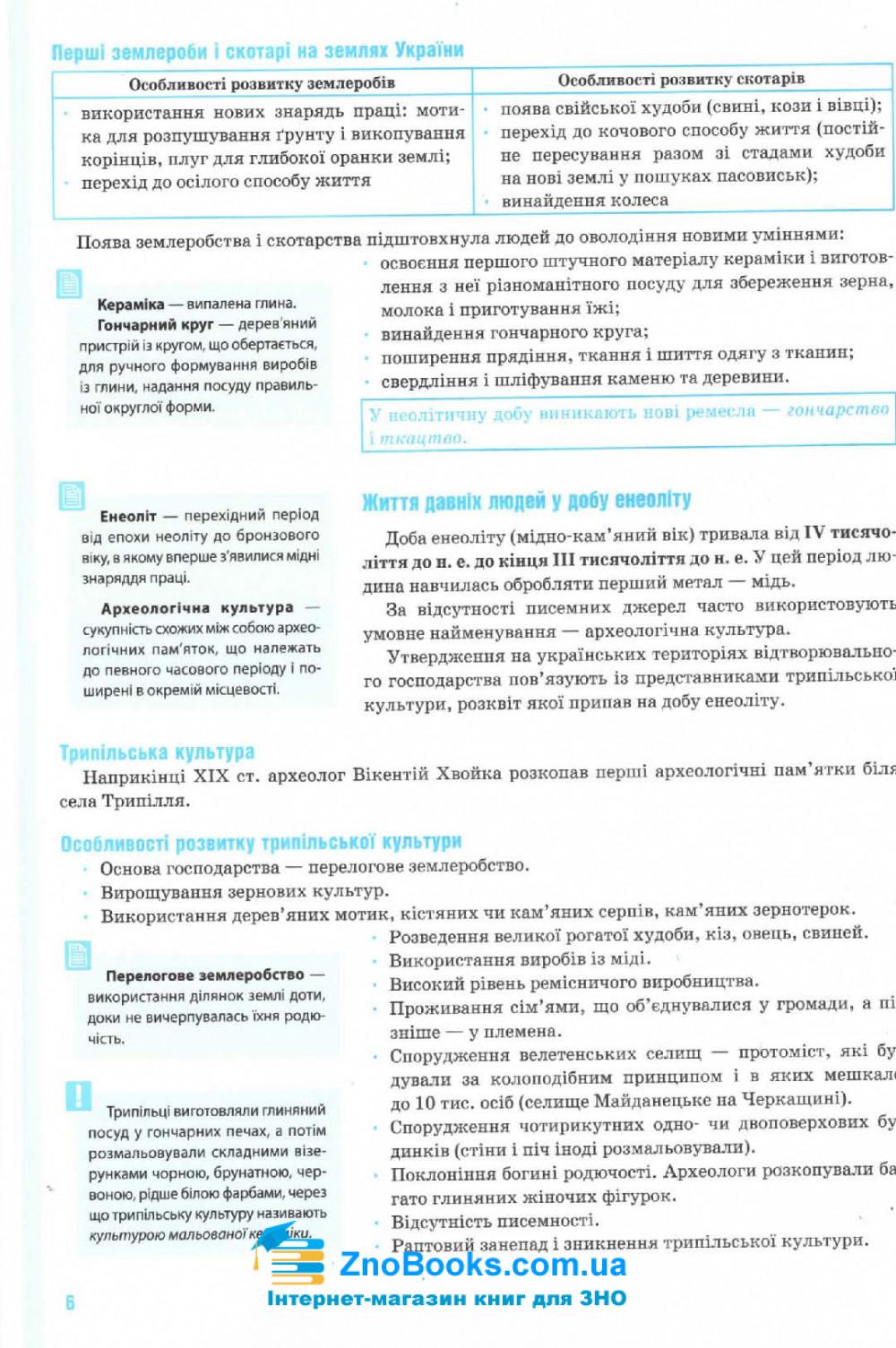 Історія України ЗНО 2022. Комплексне видання : Гук О. Освіта. купити 7