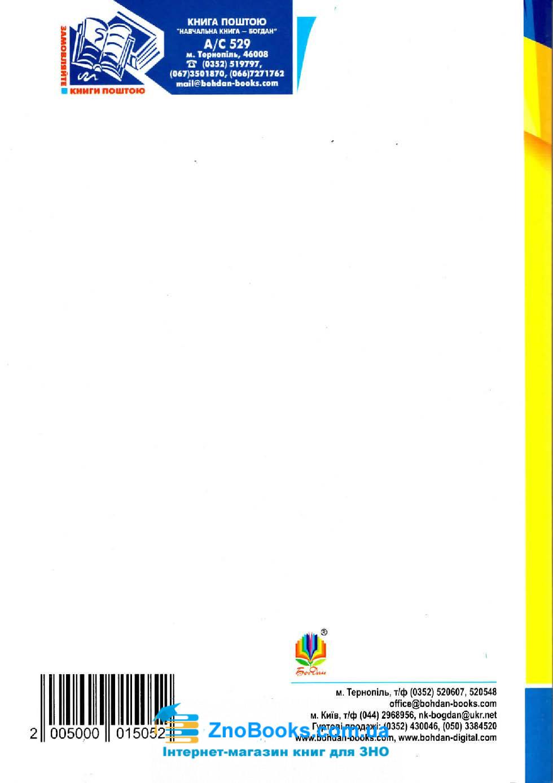 ЗНО 2020 Математика: Комплексне видання ( Клочко ) Алгебра Частина 1. Навчальна книга - Богдан 15