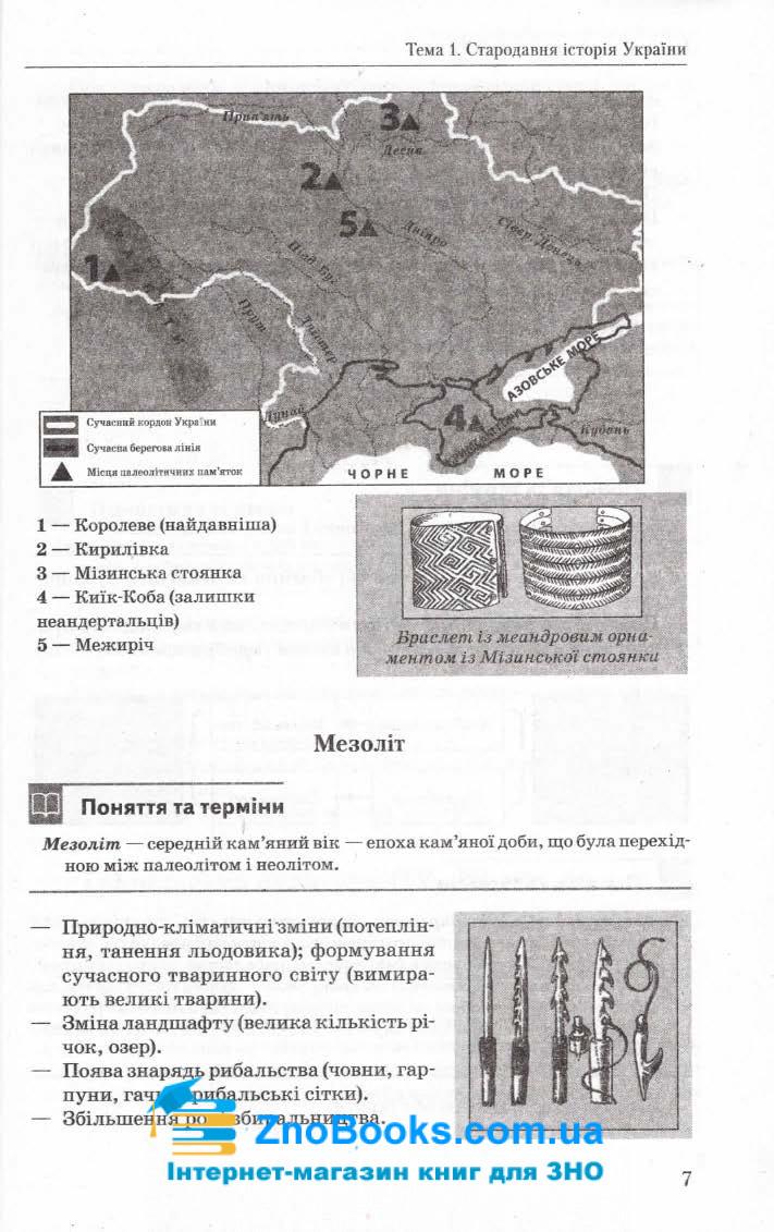 Комплексна підготовка до ЗНО Історія України : Скирда І. Весна купити 7
