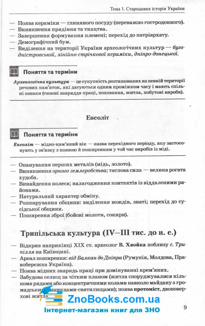 Комплексна підготовка до ЗНО Історія України : Скирда І. Весна купити 9