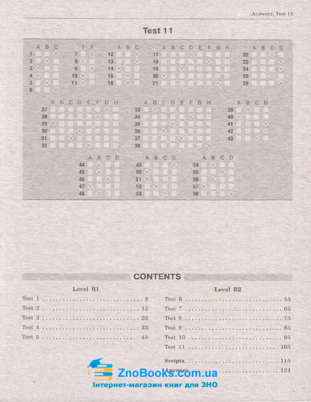 ЗНО 2020 Англійська мова. Типові тестові завдання: Мясоєдова С. Літера. купити 10