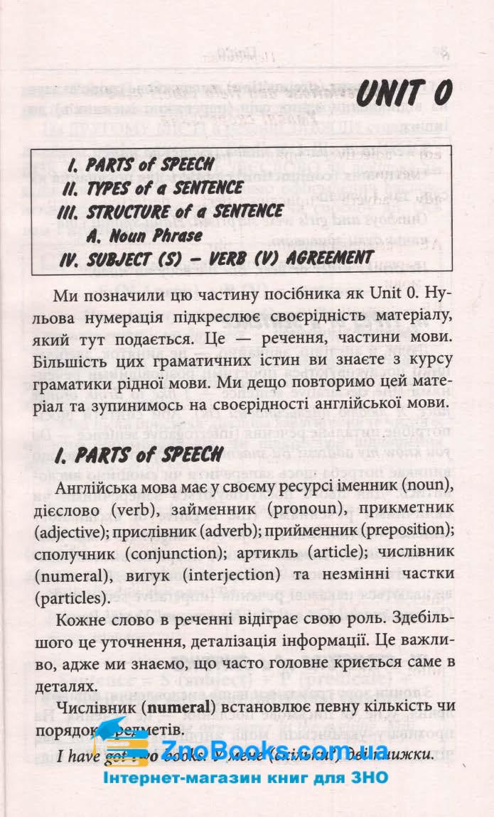 Граматика англійської мови. Доступно і просто. купити 6