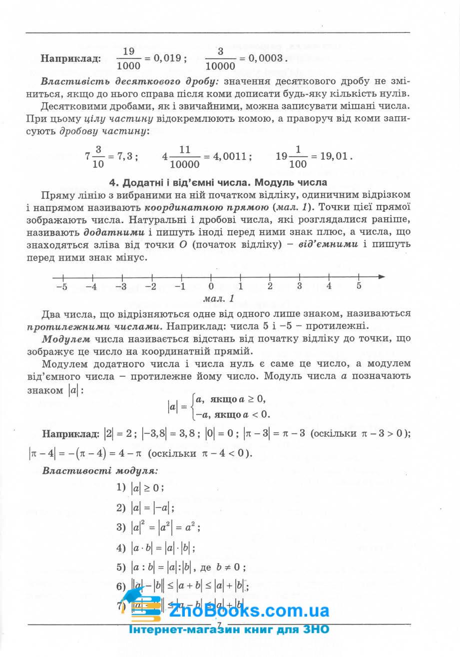 Математика ЗНО 2021. Комплексне видання : профільний рівень стандарту. Істер О. 8