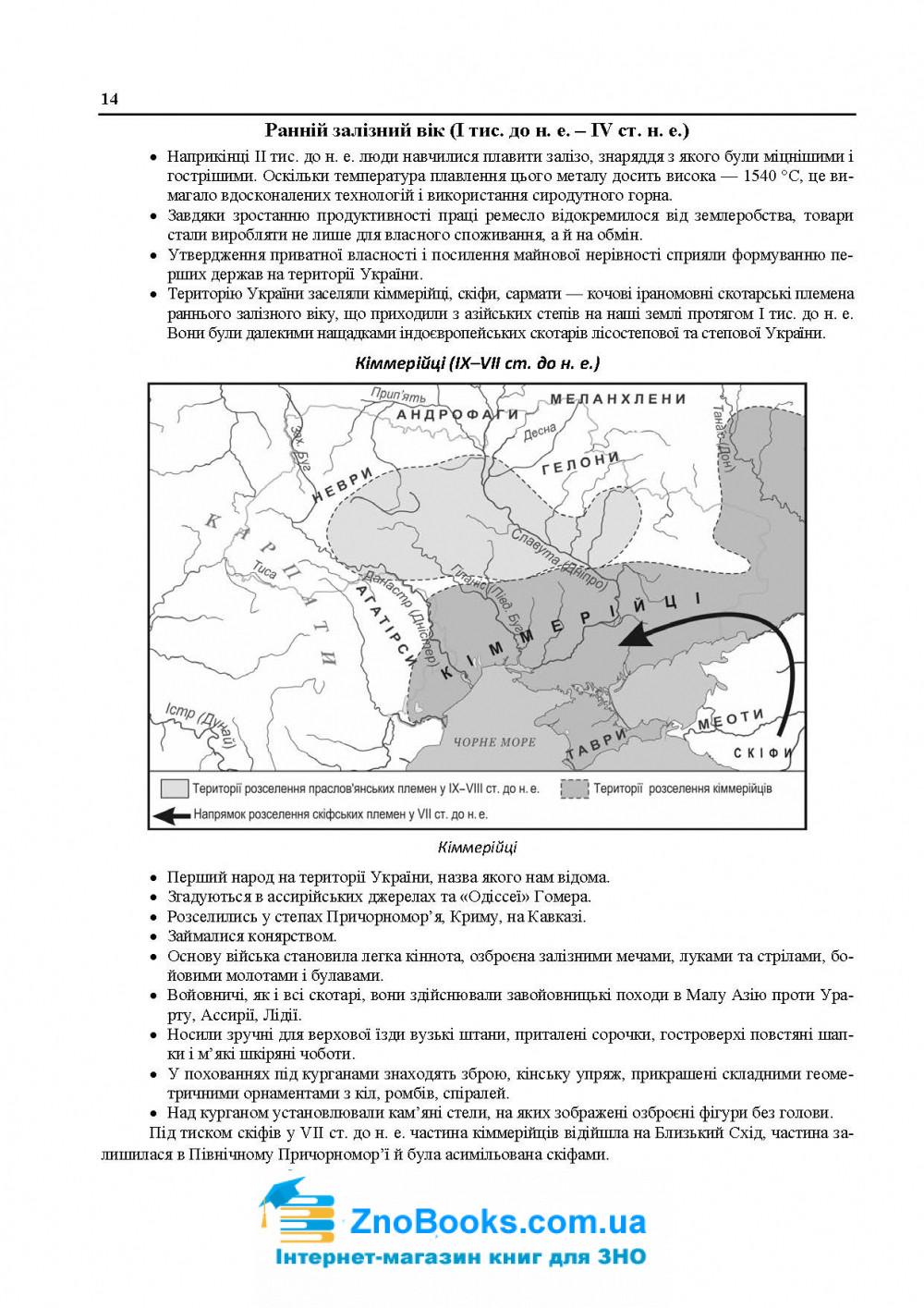 Історія України ЗНО 2021. Комплексне видання : Земерова Т. Підручники і посібники купити 9