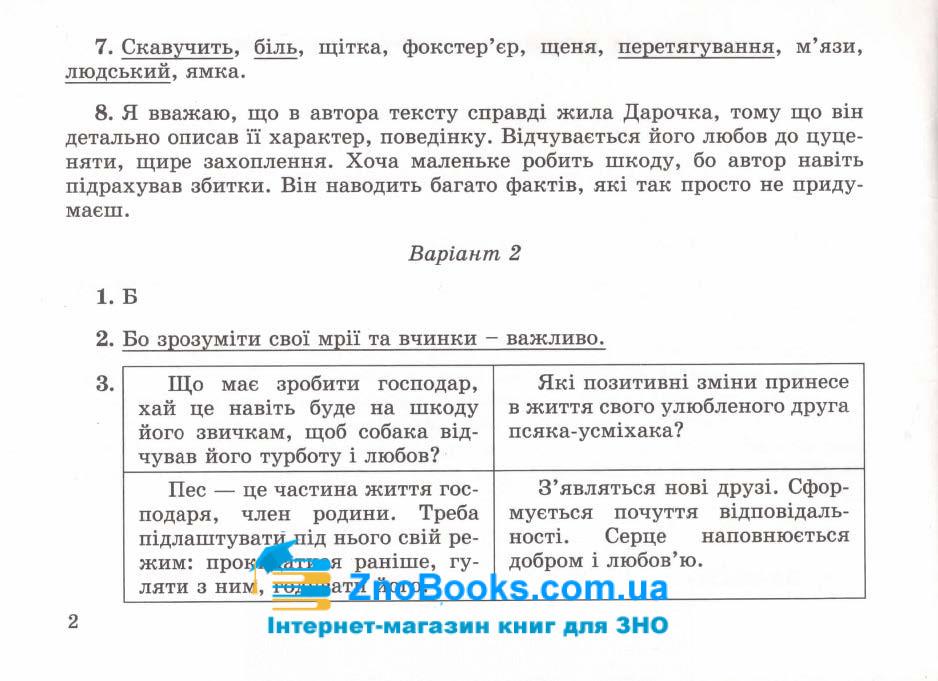 Відповіді до ДПА 2021 4 клас  Математика, українська мова (Пархоменко Н., Науменко В.) Генеза купити 3