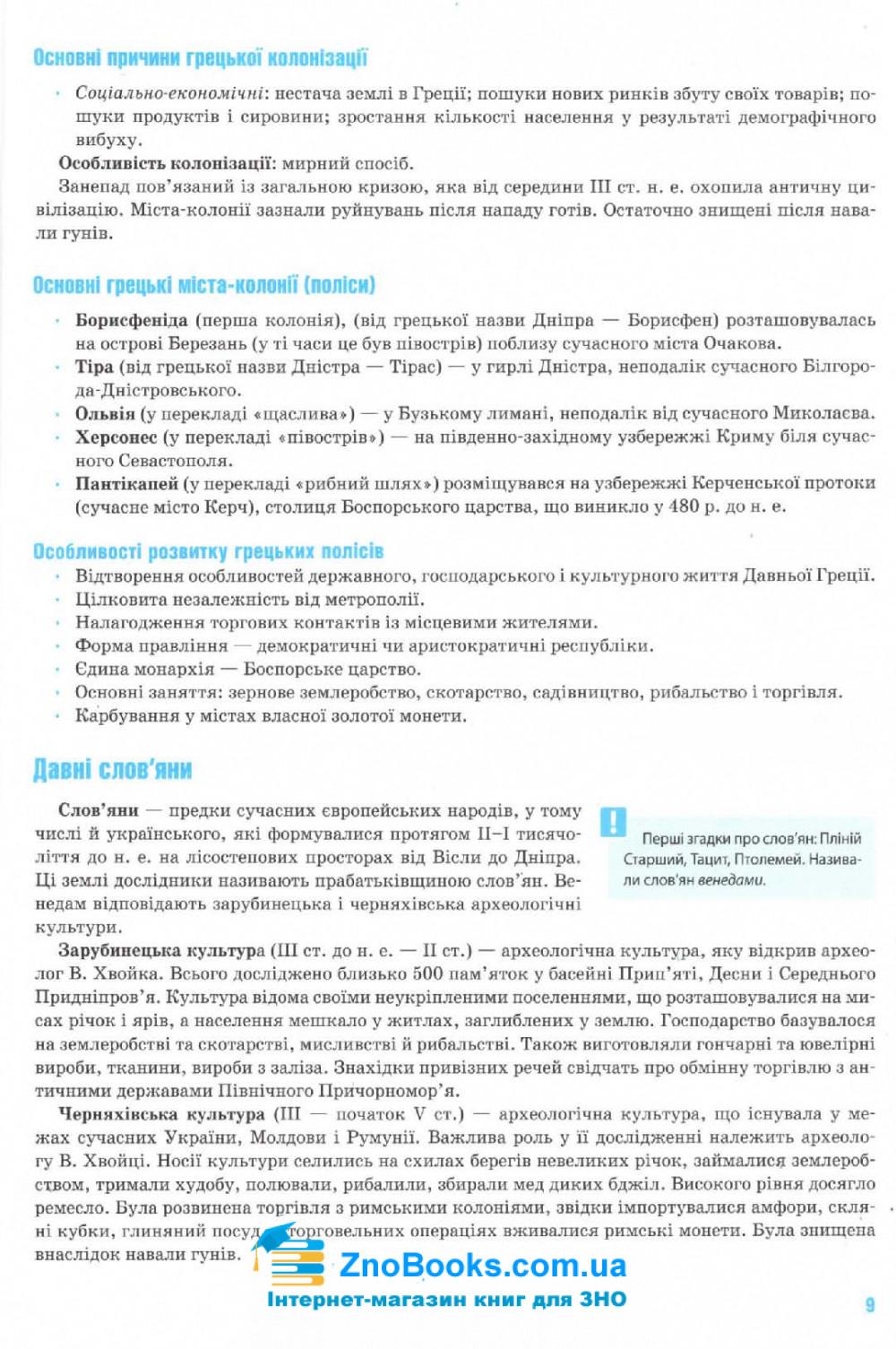 Історія України ЗНО 2022. Комплексне видання : Гук О. Освіта. купити 10