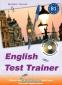 Тренажер для підготовки до ЗНО з англійської мови  level B1+аудіо (ENGLISH TEST TRAINER).  Авт: Юркович М. Вид-во: Лібра терра. купити - 1